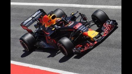 2018F1インシーズンテスト:バルセロナ初日