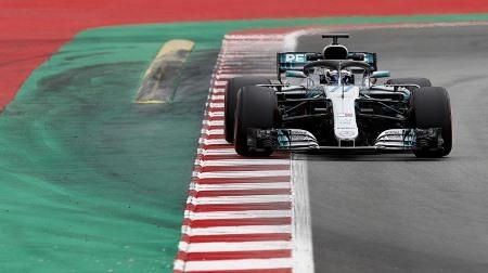 2018F1インシーズンテスト:バルセロナ2日目