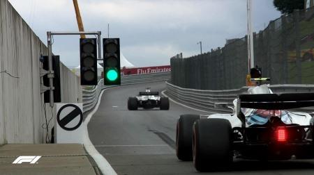 2018年F1第9戦オーストリアGP、FP2結果