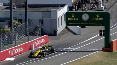 2018年F1第11戦ドイツGP、FP2結果