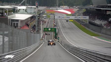 2018年F1第9戦オーストリアGP、FP3結果