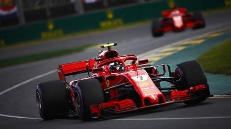 今年こそライコネンの優勝が見たいところだな、F1モナコGPあたりで