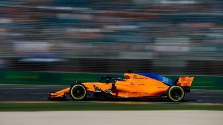 マクラーレンMCL33のアップデート@F1バーレーンGP