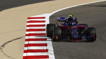 トロロッソ・ホンダが大躍進@F1バーレーンGP