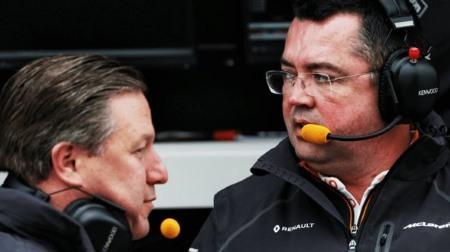 マクラーレン、トロロッソに惨敗@F1バーレーンGP予選