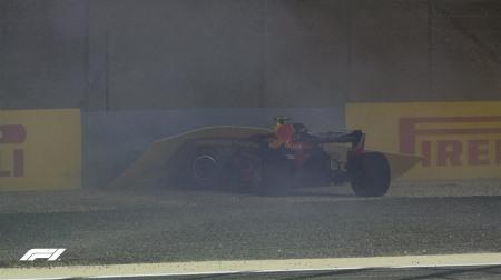 フェルスタッペンのクラッシュは奇妙@F1バーレーンGP予選