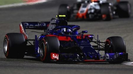 2018F1バーレーンGP:ドライバー・オブ・ザ・デイ