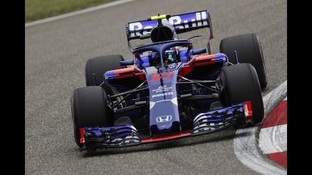 トロロッソ・ホンダはなぜパフォーマンスが低かったのか@F1中国GP