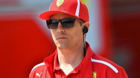 フェラーリはライコネンをもっとサポートすべき