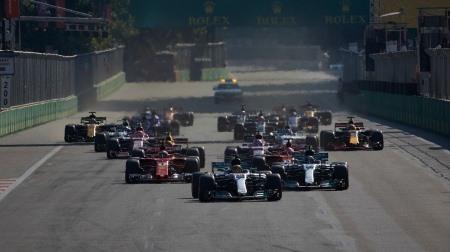 F1タイヤの扁平率