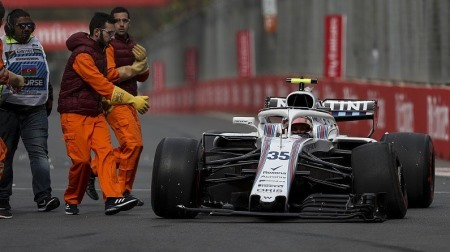 ウィリアムズ、F1アゼルバイジャンGPの件で再審要求
