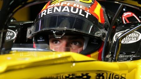 ルノーの2019F1ドライバーラインナップ