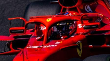 フェラーリのHALOミラーが禁止に
