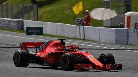 ベッテル・フェラーリ、タイヤを機能させられず