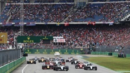 鈴鹿やホッケンハイムはF1の開催を終了?