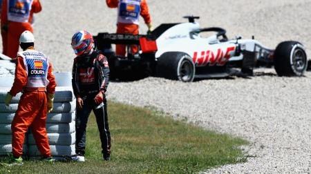 グロージャンが楽観的@F1モナコGP