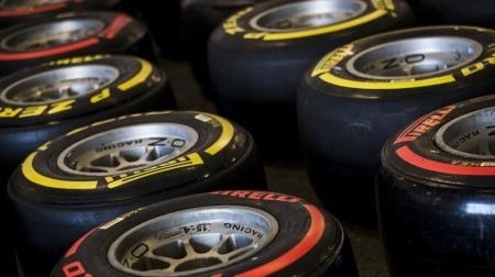 F1タイヤの呼称が簡素化