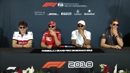 ルクレールはフェラーリへ?