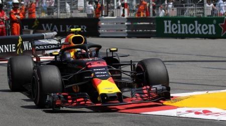 ハースとフェルスタッペンのスタートに注目@F1モナコGP