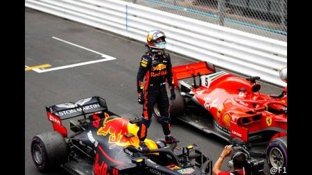 2018F1モナコGP:ドライバー・オブ・ザ・デイ