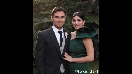 ペレスが結婚