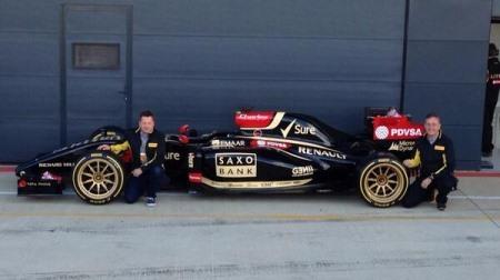 F1、ホイールの18インチ化へ
