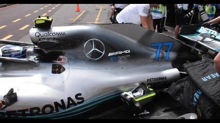 メルセデス、品質問題でエンジン(PU)アップデートを延期@F1カナダGP