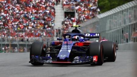 ホンダアップグレードPUの所感@F1カナダGP