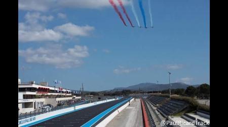 F1フランスGP@ポールリカール