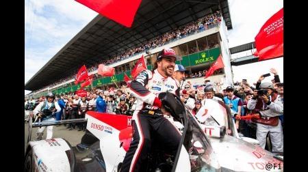 アロンソ、F1を引退してインディ挑戦か?