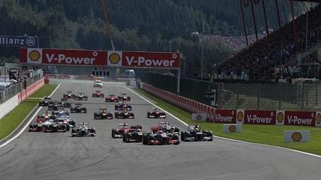 2021年までF1ベルギーGP開催決定