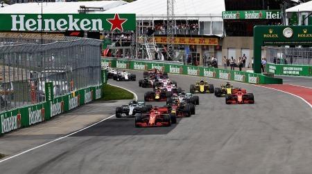 F1の年間開催数とコストとリソース