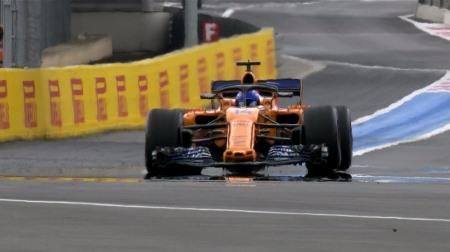 マクラーレンとウィリアムズの凋落@F1フランスGP予選