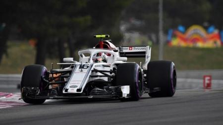 ルクレールがザウバーで大活躍@F1フランスGP予選