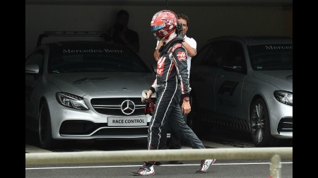 グロージャンがやらかし@F1フランスGP予選