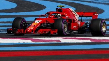 ベッテル・フェラーリ、スター性に乏しい?@F1フランスGP予選