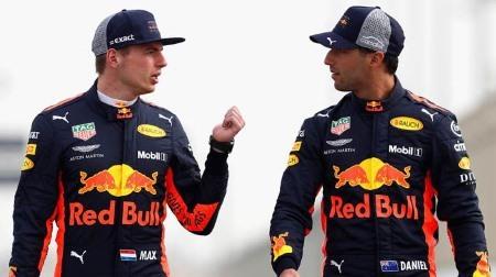 フェルスタッペンとリカルドの関係に亀裂?@F1オーストリアGP予選