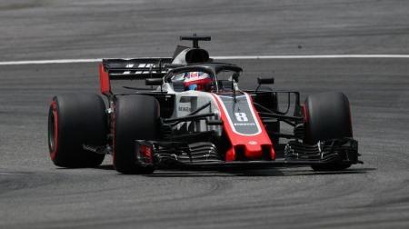 グロージャンが速さを示す@F1オーストリアGP予選