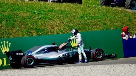 メルセデスが久々にダメなレース@F1オーストリアGP
