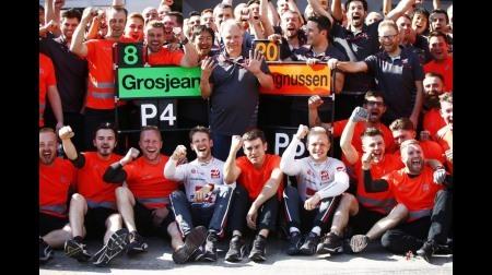 グロージャン今シーズン初入賞@F1オーストリアGP