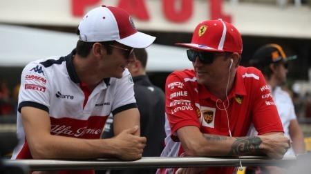 ルクレール、スパからフェラーリ入り?