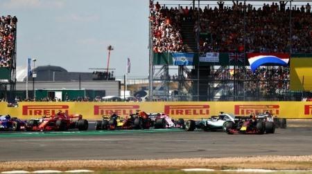 メルセデスとフェラーリが舌戦@F1イギリスGP