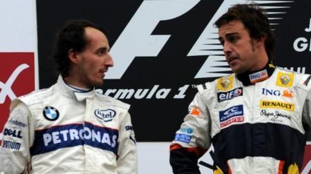 クビサ、フェラーリ行きが決まっていた
