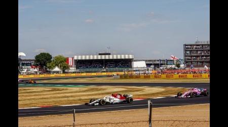 2018F1シーズンのドライバー別予選パフォーマンス