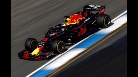 2018F1ドイツGPドライバー・オブ・ザ・デイ