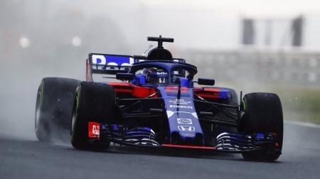 トロロッソ・ホンダが2台揃ってQ3進出@F1ハンガリーGP予選