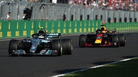 ボッタスにペナルティ@F1ハンガリーGP
