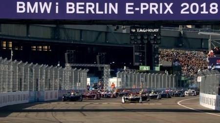 2017-2018 フォーミュラE 第9戦 ベルリン 決勝