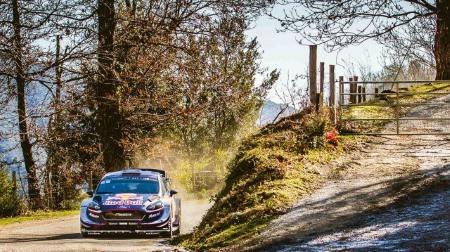 2018 WRC 第4戦 フランス 総合結果