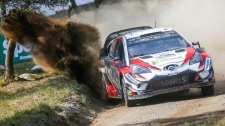 2018 WRC 第5戦 アルゼンチン 総合結果